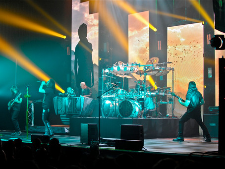 Dream Theater – Tower Theater – Upper Darby, PA – April 22, 2016 (A PopEntertainment.com Concert Pho