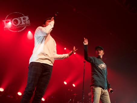 Jack and Jack – TLA – Philadelphia, PA – April 24, 2019 (A PopEntertainment.com Concert Photo Album)