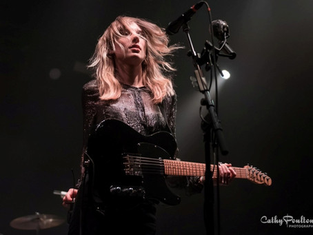 Wolf Alice – Union Transfer – Philadelphia, PA – April 1, 2016 (A PopEntertainment.com Concert