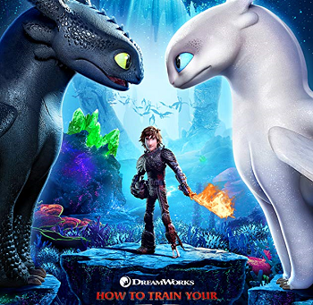 How to Train Your Dragon – The Hidden World (A PopEntertainment.com Movie Review)