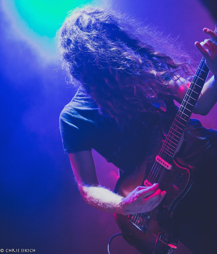 Kurt Vile at The Union Transfer in Philadelphia, PA – October 9, 2015 Photo ©2015 Chris Sikich. All rights reserved.