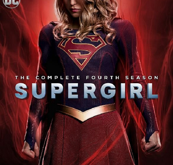 Supergirl & DC's Legends of Tomorrow – The Complete Fourth Seasons (A PopEntertainme