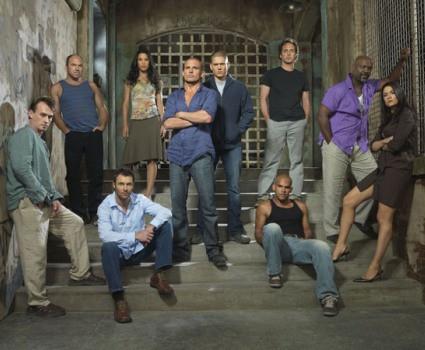 """""""Prison Break"""" cast"""