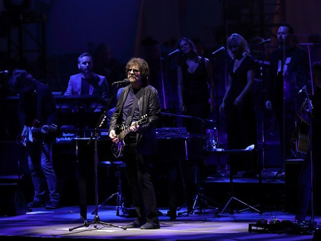 Jeff Lynne's ELO – Hollywood Bowl – Hollywood, California – September 11, 2016 (A PopEntertainment.c