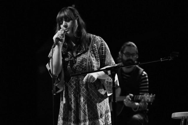 Rumer - World Café Live - Philadelphia, PA - February 7, 2012 - photo by Jim Rinaldi © 2012