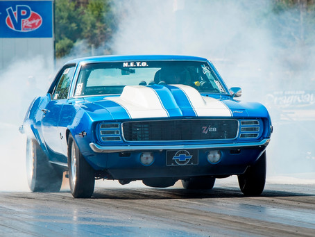 New England Dragway – Hell on Wheels