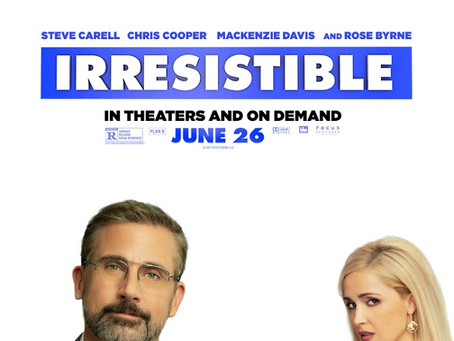 Irresistible (A PopEntertainment.com Movie Review)