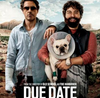 Due Date (A PopEntertainment.com Movie Review)