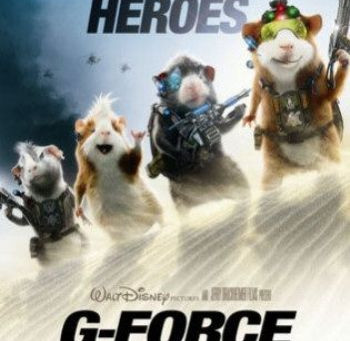 G-Force (A PopEntertainment.com Movie Review)