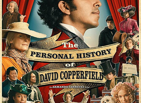 The Personal History of David Copperfield (A PopEntertainment.com Movie Review)