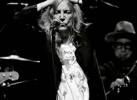 Patti Smith – The Met – Philadelphia, PA – April 29, 2019 (A PopEntertainment.com Concert Photo Albu