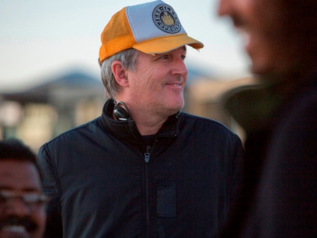Luke Davies – An Oscar-Nominated Screenwriter Enters the Lion Den