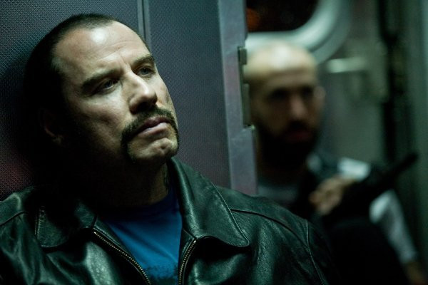 "John Travolta in ""The Taking of Pelham 1-2-3."""