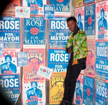 Bernard David Jones – Hangin' With the Mayor
