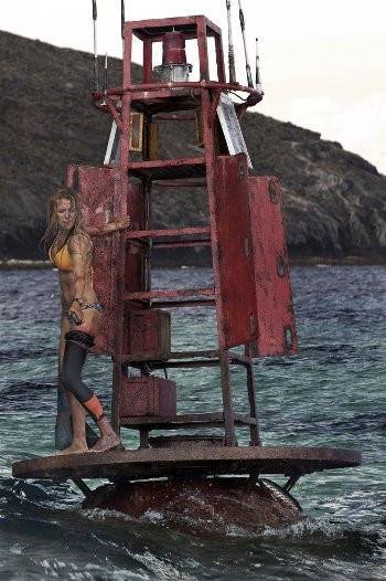 """Blake Lively stars in """"The Shallows."""""""