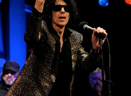 Peter Wolf and the Midnight Travelers – World Cafe Live – Philadelphia, PA – April 9, 2016 (A PopEnt
