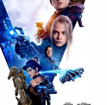 Valerian and the City of a Thousand Planets (A PopEntertainment.com Movie Review)