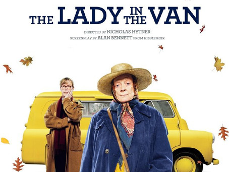 The Lady in the Van (A PopEntertainment.com Movie Review)