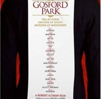 Gosford Park (A PopEntertainment.com Movie Review)