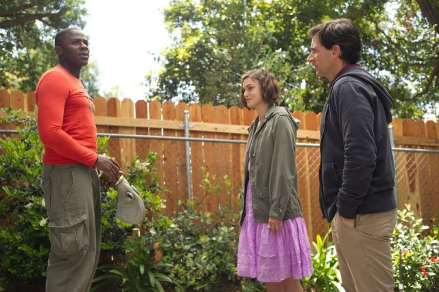 Derek Luke, Keira Knightley and Steve Carell star in SEEKING A FRIEND AT THE END OF THE WORLD.