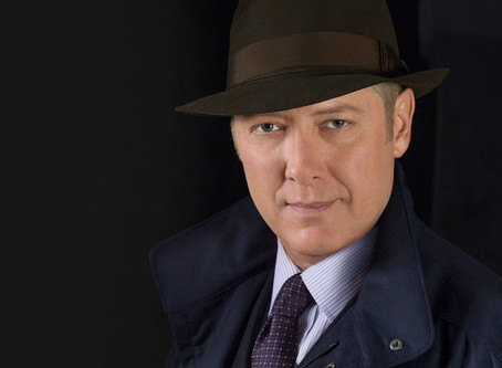 James Spader – Fade to Blacklist