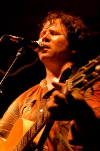Grant-Lee Phillips at Tin Angel in Philadelphia.