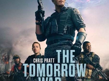 The Tomorrow War (A PopEntertainment.com Movie Review)