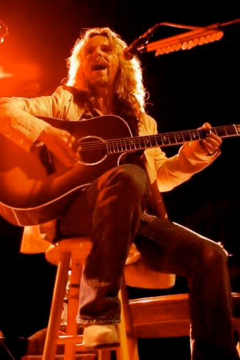 Tommy Shaw playing at the TLA in Philadelphia