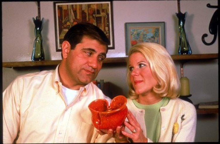 Dan Lauria and Alley Mills in