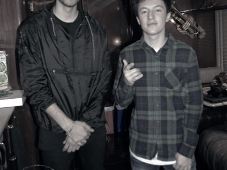 Kalin and Myles Talk New Music and Growth!