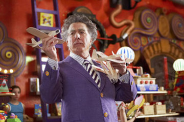 "Dustin Hoffman stars in ""Mr. Margorium's Wonder Emporium."""