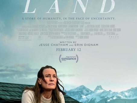 Land (A PopEntertainment.com Movie Review)