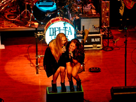 Delta Rae – World Cafe Live at the Queen – Wilmington, DE – August 29, 2015 (A PopEntertainment.com
