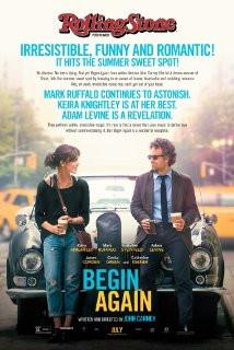Begin Again (A PopEntertainment.com Movie Review)