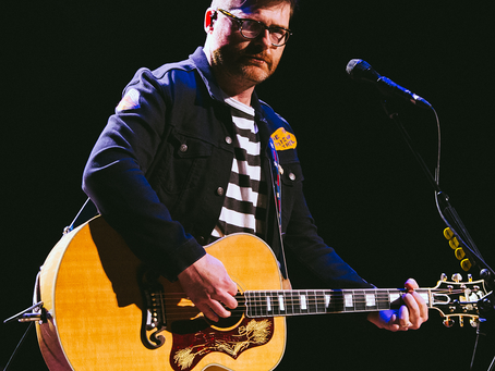 The Decemberists & M. Ward – Mann Center for the Performing Arts – Philadelphia, PA – June 6, 20