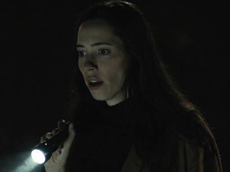 Rebecca Hall – Road to The Night House