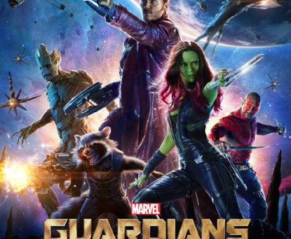 Guardians of the Galaxy (A PopEntertainment.com Movie Review)