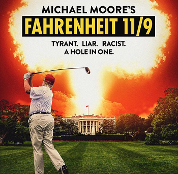 Fahrenheit 11/9 (A PopEntertainment.com Movie Review)