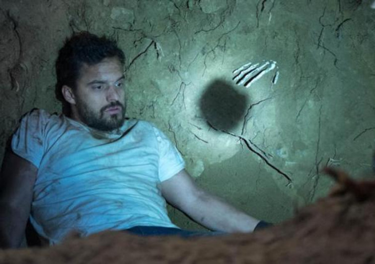 "Jake Johnson stars in ""Digging for Fire."""