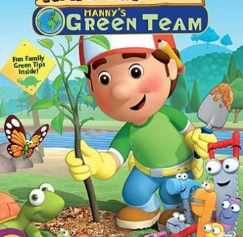 Handy Manny – Manny's Green Team (A PopEntertainment.com TV on DVD Review)