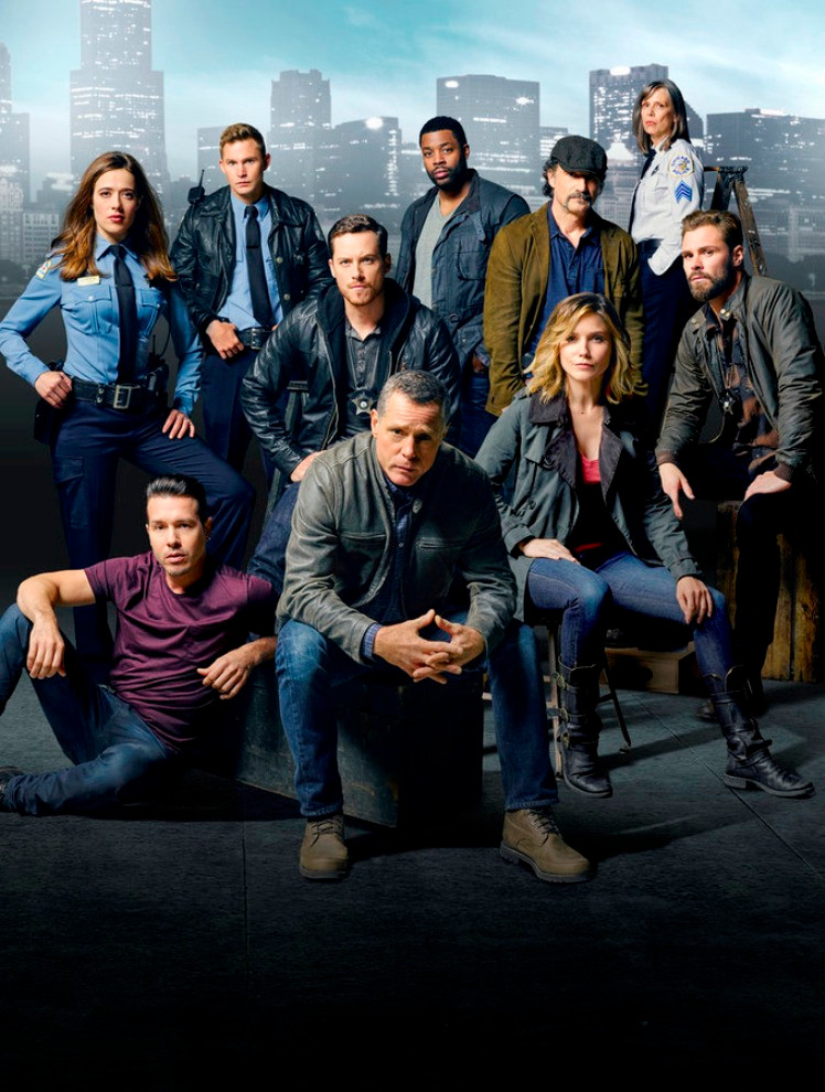 Cast of Chicago PD