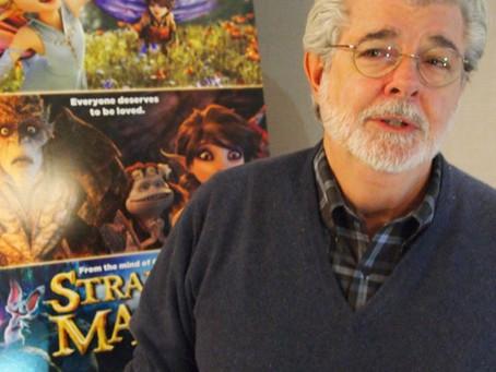 George Lucas – Master Filmmaker Stirs Up Strange Magic