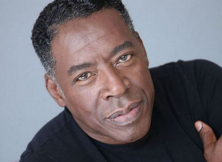 Ernie Hudson – Sowing Seeds with Grace & Frankie