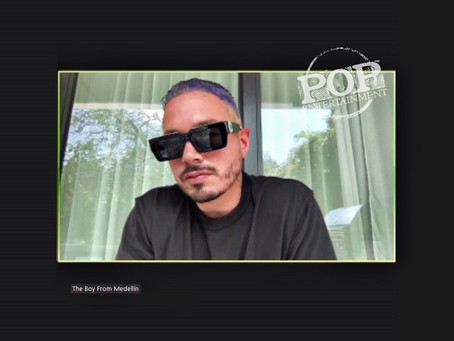 J Balvin - You Can't Take Medellín Out of the Boy