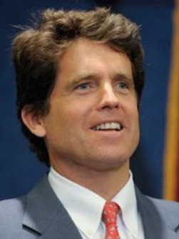"""Mark Shriver, author of  """"A Good Man: Rediscovering My Father, Sargent Shriver."""""""