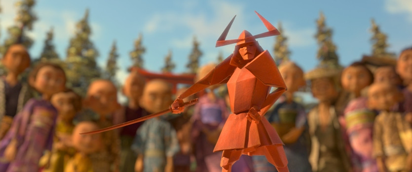 Kubo's story brings magic to life as Little Hanzo takes center stage in animation studio LAIKA's epic action-adventure KUBO AND THE TWO STRINGS, a Focus Features release. Credit: Laika Studios/Focus Features