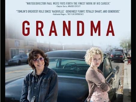 Grandma (A PopEntertainment.com Movie Review)