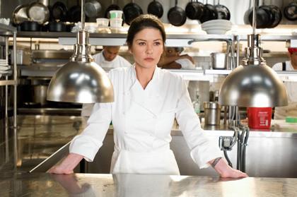 """Catherine Zeta-Jones stars in """"No Reservations."""""""