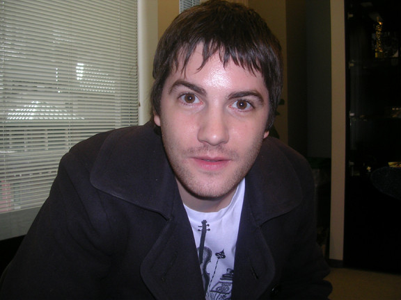 """Jim Sturgess at the New York press day for """"21."""""""