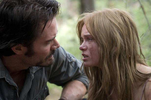 """Garrett Dillahunt and Sara Paxton in """"The Last House on the Left."""""""